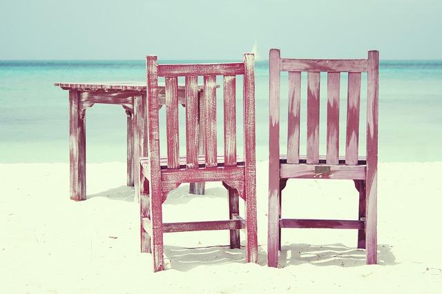 L'importance de s'asseoir